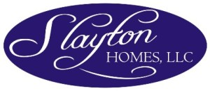 slayton homes logo do not change or delete
